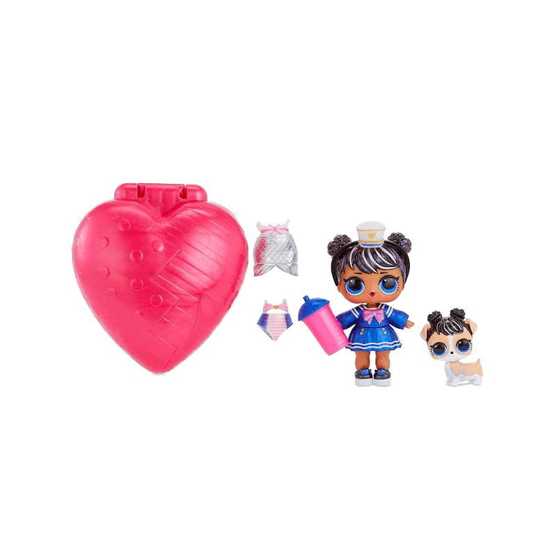Кукла LOL Bubbly Surprise (чемоданчик-шипучий сюрприз) розовый - 6