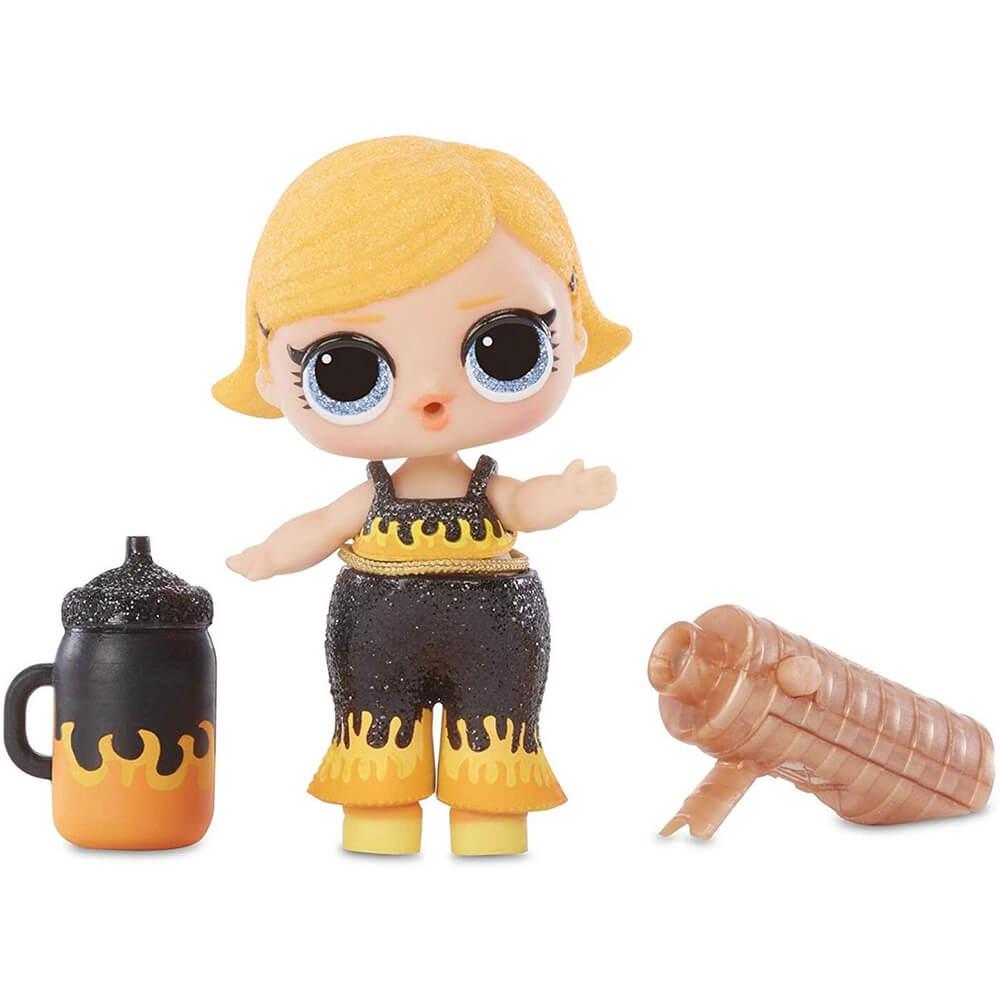 Кукла LOL Surprise LIGHTS GLITTER (Светящаяся блестящая кукла) - 4